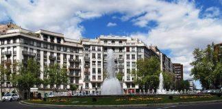 stock de vivienda de Madrid