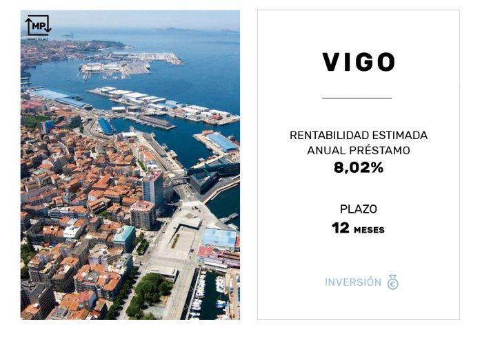 Diversificación de riesgos Vigo Housers