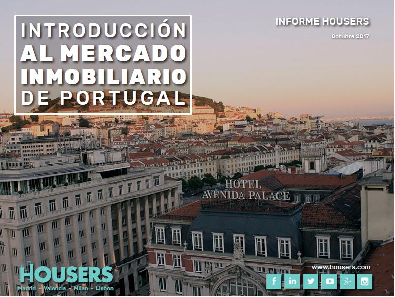 Invertir en Lisboa, mercado inmobiliario Portugal Housers