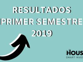RESULTADOS PRIMER SEMESTRE 2019