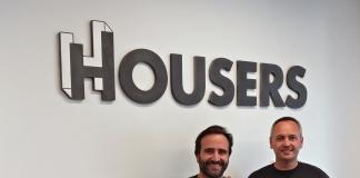 Housers, startup premiata