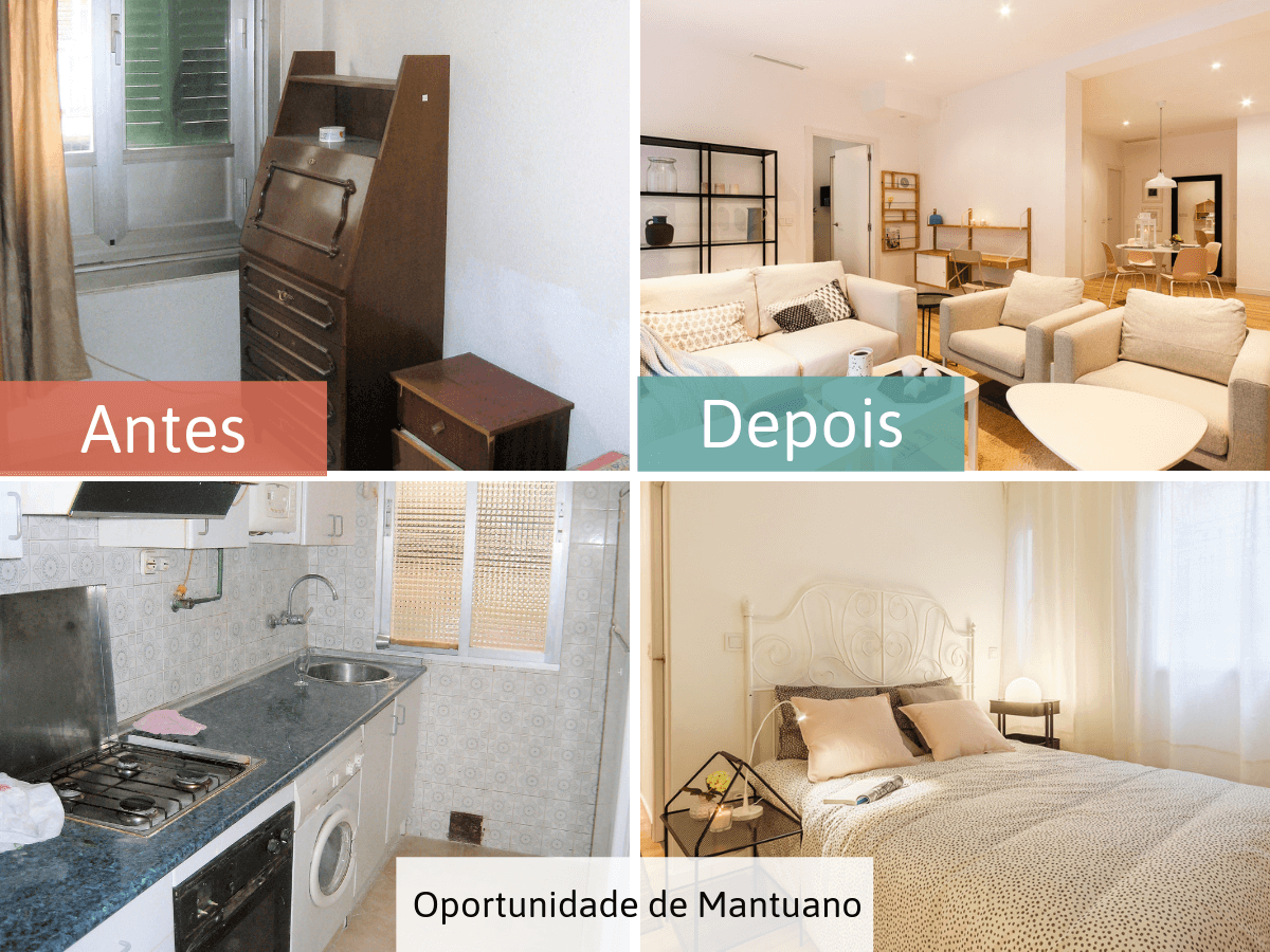 Home Staging Mantuano